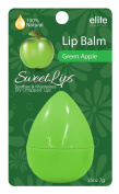 Lip Balm 100% Natural - Green Apple - Soothes and Moisturises Dry Chapped Lips
