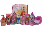 Disney Princess Bath, Body and Beauty Set with Gift Tote Bag