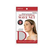 Donna Multi Purpose Wave Net Black #11082