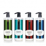 Majestic Hair Protein Therapy 1000ml(33.8oz) - Formaldehyde Free - Complete KIT