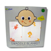 Beautifully Made Baby Swaddle Blankets By LittlesPlanet