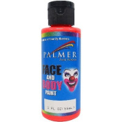 Face & Body Paint 60ml-Red