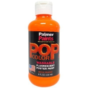 Prism Tempera Neon Poster Paint 240ml-Orange
