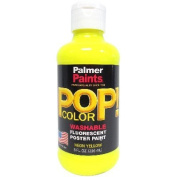 Prism Tempera Neon Poster Paint 240ml-Yellow