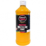 Washable Poster Paint 470ml-Yellow