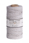 NATURAL 2mm Polished Hemp Twine Hemptique Cord Macrame Bracelet Thread Artisan String 22kg