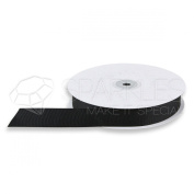 Sparkles Make It Special Grosgrain Ribbon 50 Yard Roll 2.2cm Wide Party Decoration Solid Black