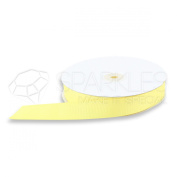 Sparkles Make It Special Grosgrain Ribbon 50 Yard Roll 2.2cm Wide Party Decoration Solid Yellow