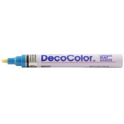 JAM Paper® Markers - Broad Point Opaque Paint Marker - Light Blue - Sold Individually
