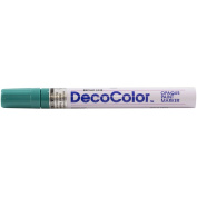 JAM Paper® Markers - Broad Point Opaque Paint Marker - Teal - Sold Individually