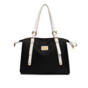 Naimo Women's Nylon Top-Handle Handbags Tote Bags Purse