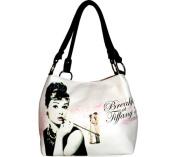 Audrey Hepburn Signature Product Women's Audrey HepburnTM Handbag AH813