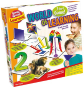 Small World Toys Learning - World of Learning Card Game