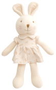 Organic Cotton Baby First Doll (No Dyeing Natural Organic Cotton)