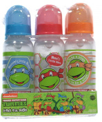 TMNT 6-Pack Bottles - blue/multi, one size