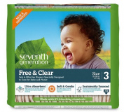 Seventh Generation BabyTM Free and Clear Nappies Stage 3