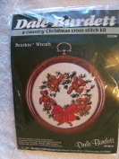 Bearkin Wreath Counted Cross Stitch Kit