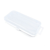 Price per 10 Pieces Arts Crafts Storage Clear Beads Tackle Box Organisers Small Parts Jewellery Findings Cases BOX007