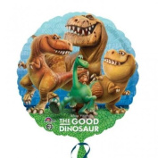 Anagram The Good Dinosaur Non Message 46cm Foil Balloon