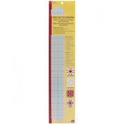 Dritz Quilting See-Through Drafting Ruler -5.1cm x 46cm