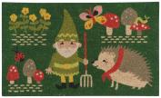 Now Designs Doormat, Gnome Sweet Gnome