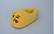 Emoji Wool Slippers Wensltd(tm) Kiss You Expression Indoor Shoes