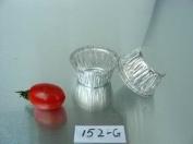 KEISEN 6.1cm Foil Utility Cup 60ml 100/PK