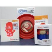 Angry Mama 3 Piece Microwave Set Colour