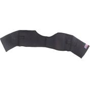 SHUOXIN SX640 Black Sports Magnetic Double Shoulder Brace Support Strap Wrap Belt Band Pad