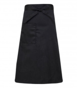 Decent Chef Bust Apron High Quality For Male-Black