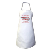 """I Cook to Inspire My Husband to Pay Attention to Me"" Sonia Rumzi Apron"