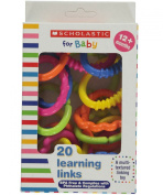 Scholastic 20 Learning Links - blue/multi, one size