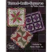 Handy Hands Handy Hands-Tatted Quilt Squares