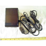 (Ship from USA) Complete Foot Pedal Control w/ Cord fits Singer Home Sewing Machines PFW-196131 *PLKHG484UY3244