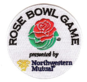 2015 Rose Bowl Game Presented by Northwestern Mutual Jersey Patch Oregon vs Florida State