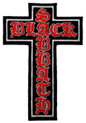 Black Sabbath Band DIY Applique Embroidered Sew Iron on Patch