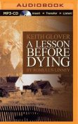 A Lesson Before Dying [Audio]