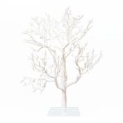 Kurt Adler Twig Tree, 80cm , White