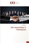 de L'Association A L'Entreprise [FRE]