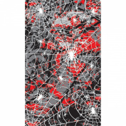 Pine Car Derby Body Skin-Spider Web