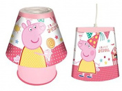 Peppa Pig Fun Fair Lamp and Shade Set - SPECIAL OFFER