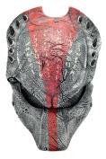 FMA New Wire Mesh Black Red Alien Vs Predator AVP Full Face Protection Paintball Mask L555