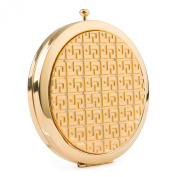 Round Compact Mirror (Gold)