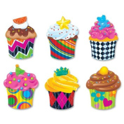 Trend Enterprises Classic Accents Cupcake Variety Pack