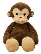 Bedtime Originals Plush Monkey Ollie, Brown