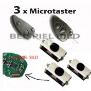 For Alfa Romeo 147 156 / 166 Microtaster Mikrotaster button remote control key