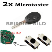 For LAND ROVER DISCOVERY 2 TD5 DISCO Microtaster Mikrotaster button remote control key