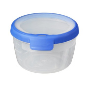 Curver Grand Chef 00022-082-00 New Round Container 1.0 L transparent Blue