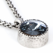 A new item from Danon, crystal drop rope necklace