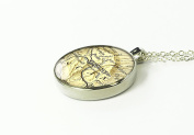 Florence map necklace - Firenze necklace - Fiorenza necklace gift ideas